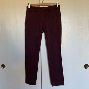 Old Navy Ultimate Skinny Chino Sz 28x30